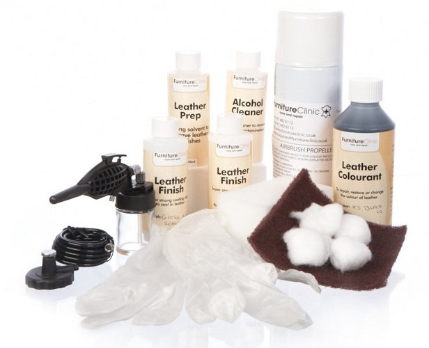 Leather Colorant Kit