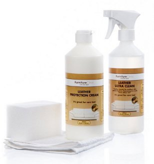 20% Off Leather Care Kit