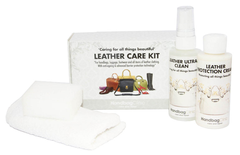 leather handbag care kit - Leather Furniture Care Kit