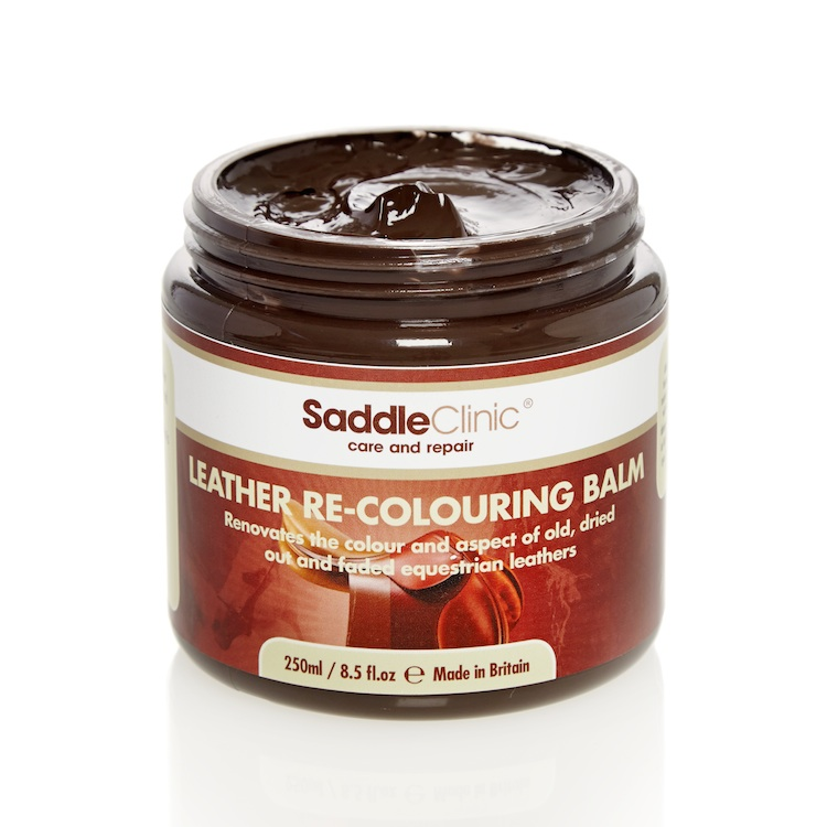 Saddle Clinic Leather Recoloring Balm   Restore Leather Saddles ...