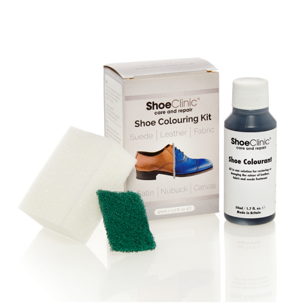 Shoe Coloring Kit