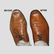 Shoe Shine & Color Restorer