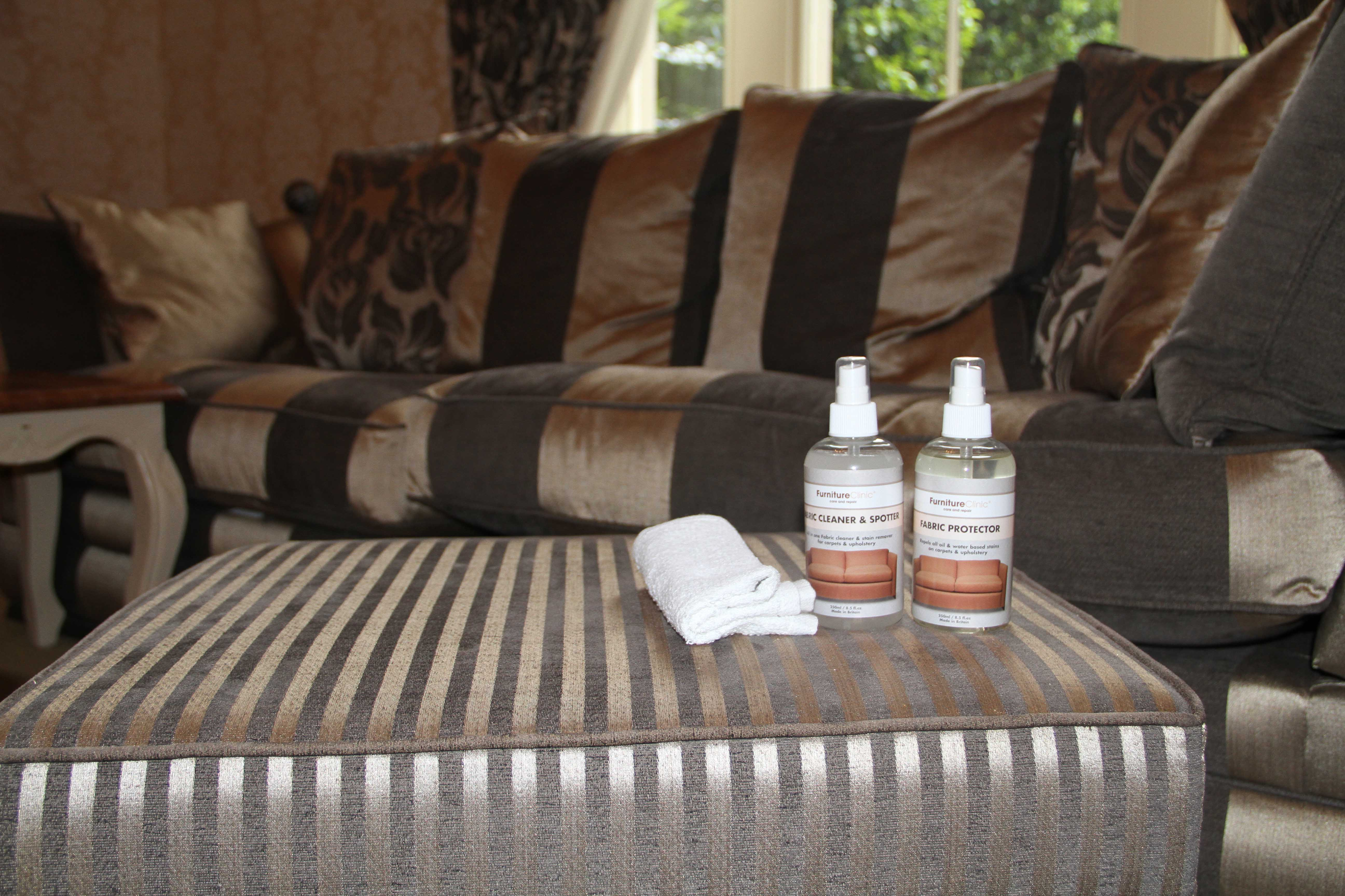 Fabric Care Products - Furniture Clinic